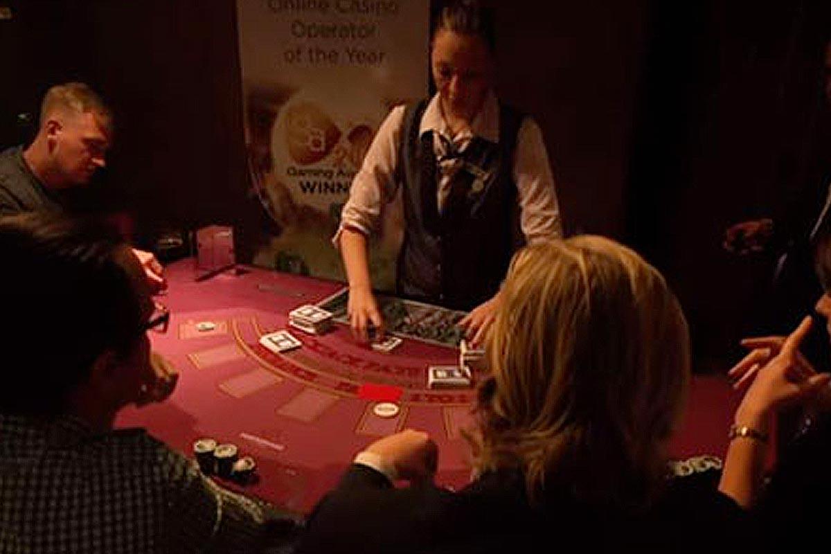 Blackjack Tournament Tips