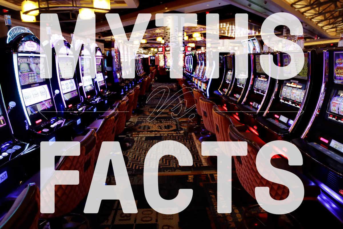 Slot Myths Debunked