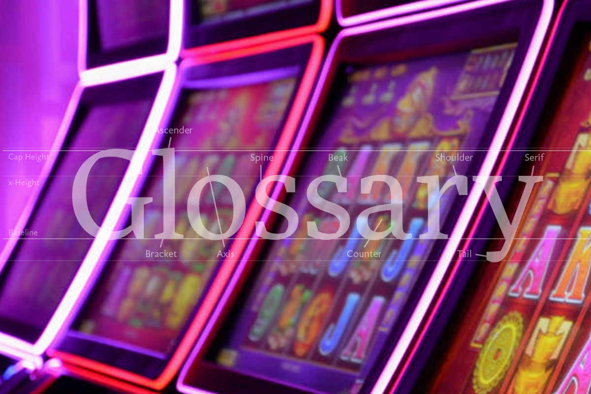 Slots Terminology