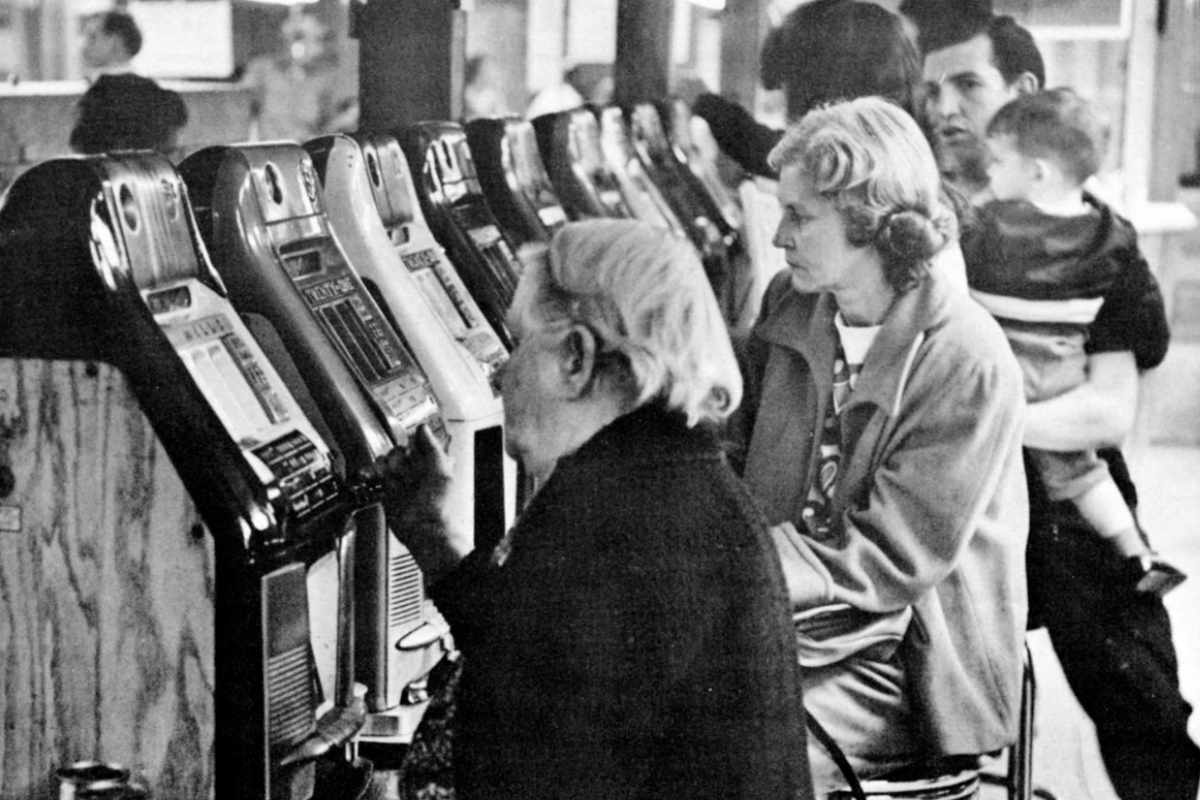Slots History