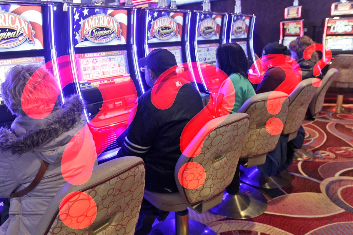 The very basics of slot machines odds